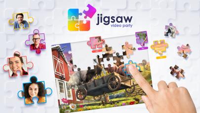 Jigsaw Video Party screenshot 1