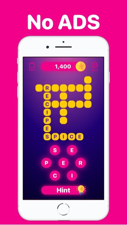 Galaxy of Words - Word Game screenshot-0