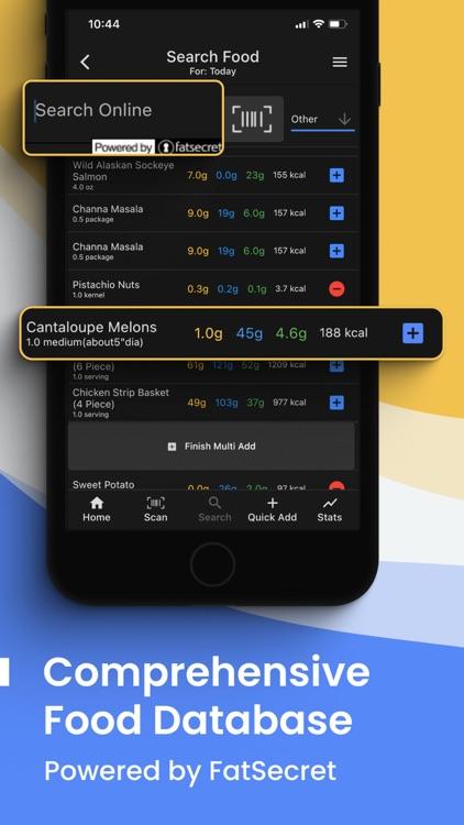 Simple Macros - Diet Tracker