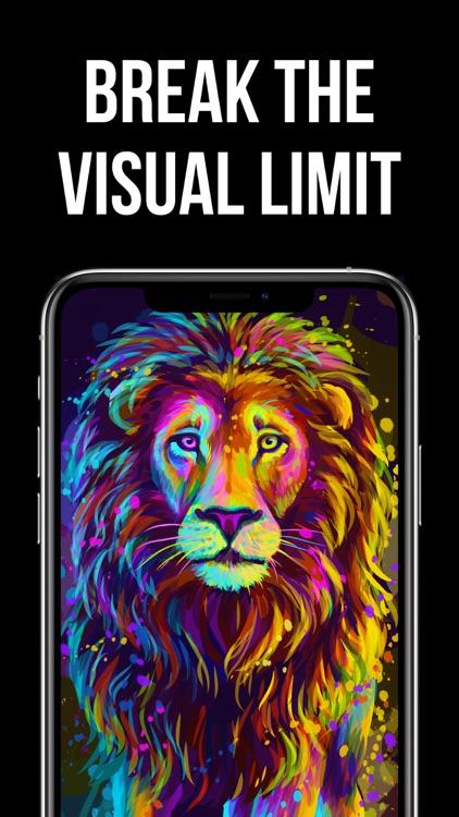 Live Wallpaper Launcher 4K screenshot-6