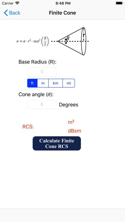 Radar Analysis Toolbox Lite screenshot-8