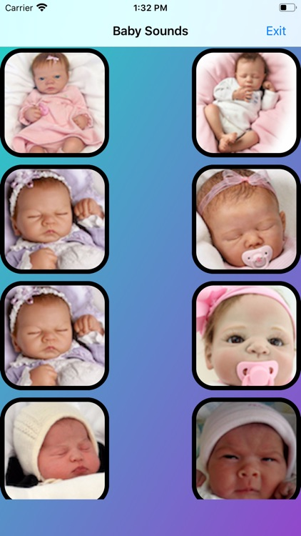 Baby Sounds MI screenshot-3