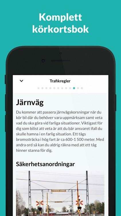 Körkortsappen - Vi hjälper dig screenshot-5