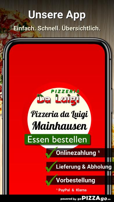 Pizzeria da Luigi Mainhausen screenshot 1
