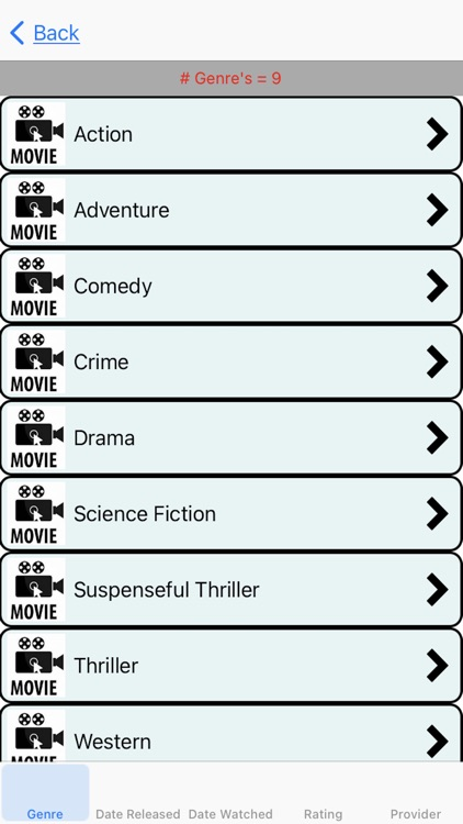 Movies I Have Watched screenshot-7