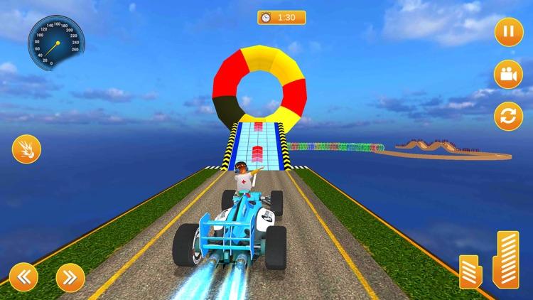 GT  Monster Formula Stunt