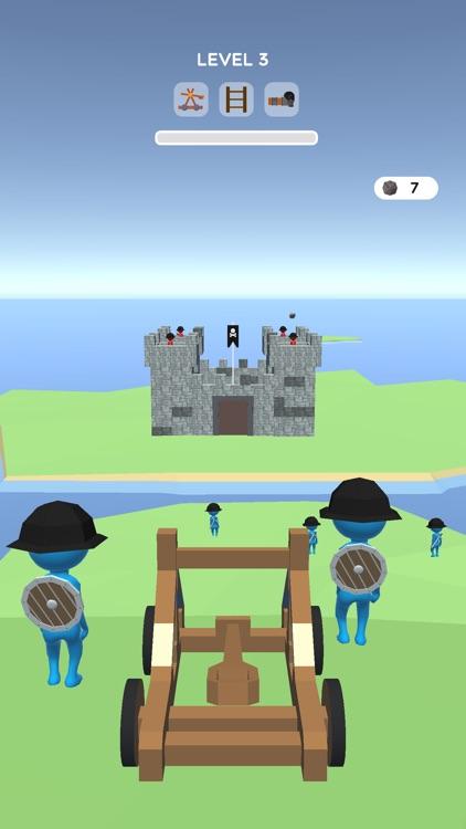 Siege Master 3D screenshot-4