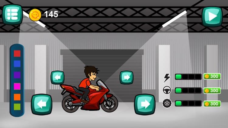 山地摩托车-极速摩托车2 screenshot-3