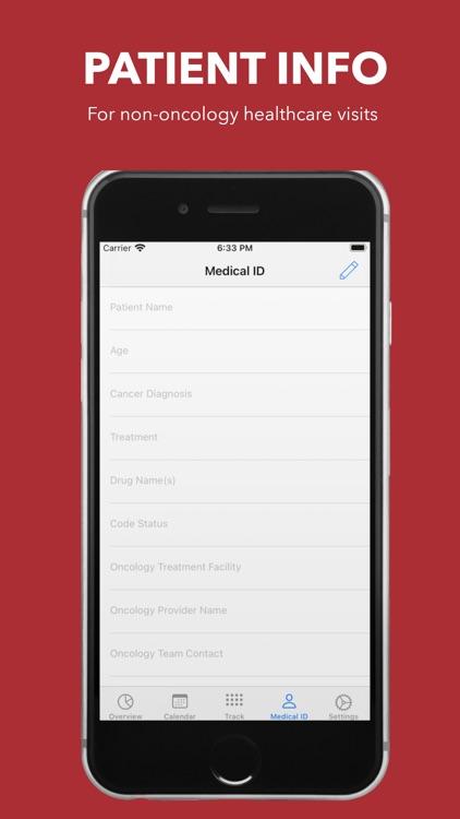 My Cancer Tracker screenshot-7