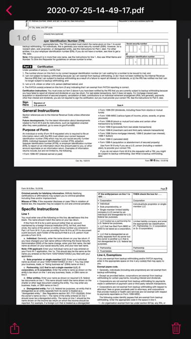PDF Scanner Premium screenshot 8