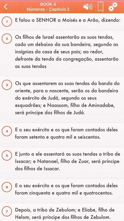 Portuguese Bible Audio: Bíblia screenshot-7