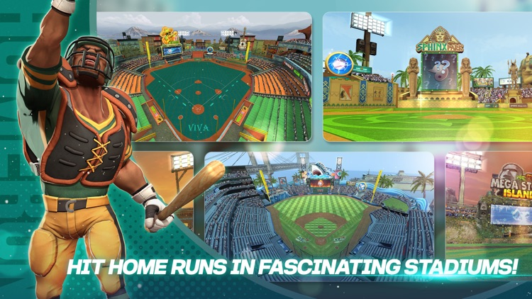 Homerun Clash screenshot-5