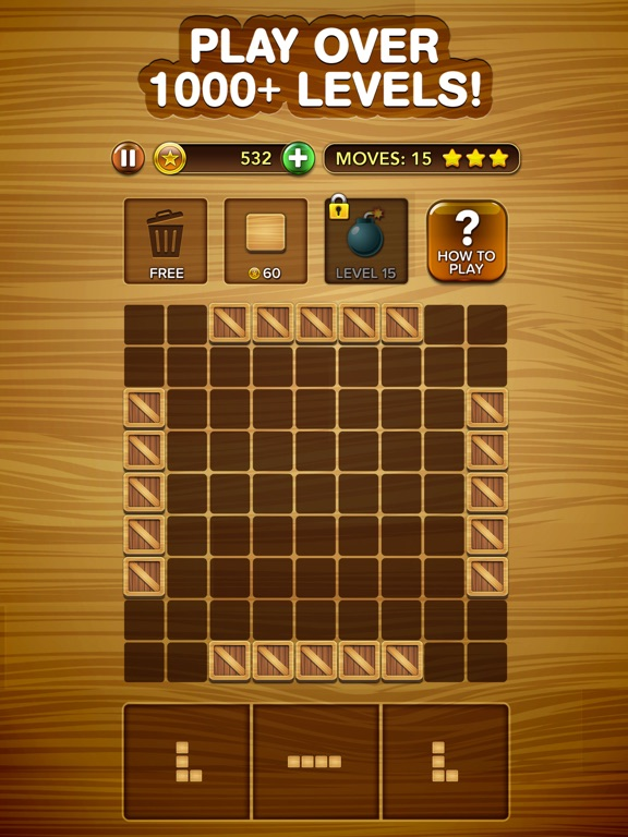 Best Blocks Block Puzzle Games screenshot 8