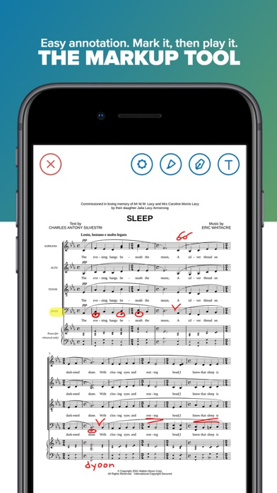 Musicnotes - Sheet Music Screenshot