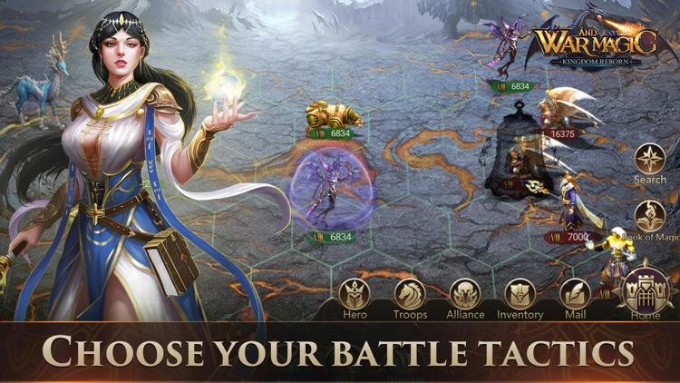 War and Magic: Kingdom Reborn screenshot-4