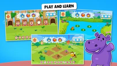 Baby Town: Preschool Math Zoo screenshot 4