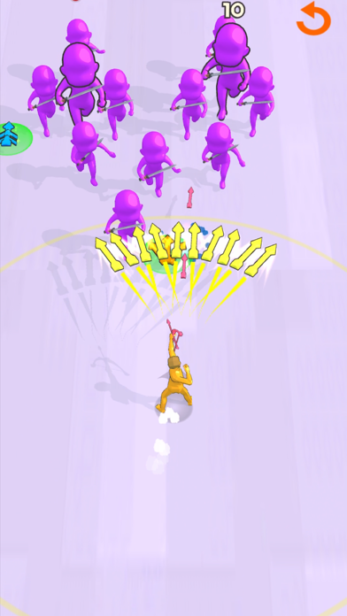 Hyper Archer screenshot 4