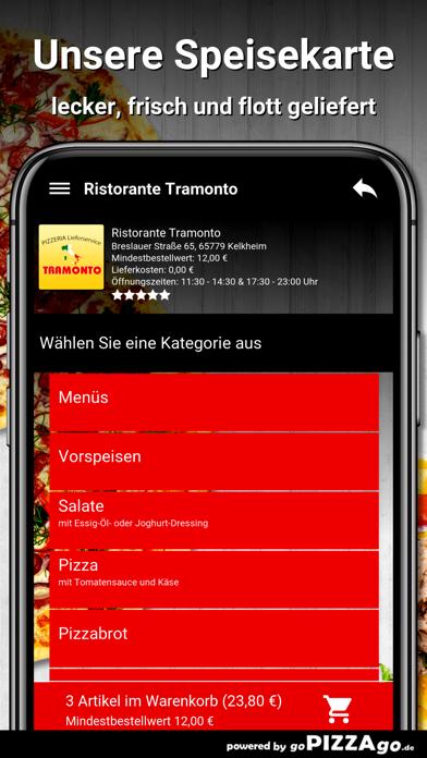 Ristorante Tramonto Kelkheim screenshot 4
