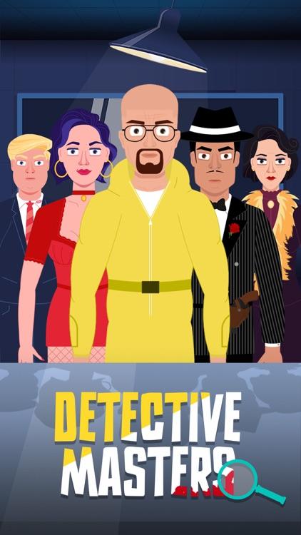 Detective Masters screenshot-0