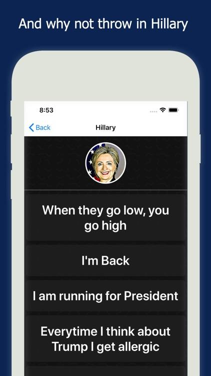 2020 Election Soundboard screenshot-7