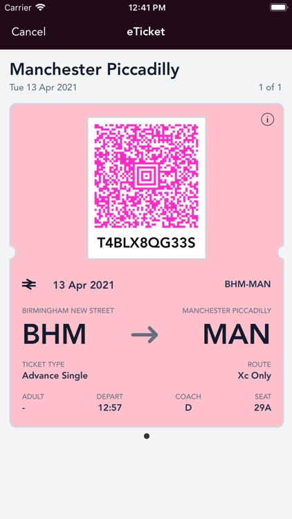 Train Tickets screenshot-5