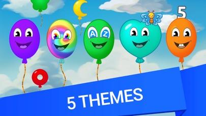 Balloon Pop Education for Kids screenshot 5