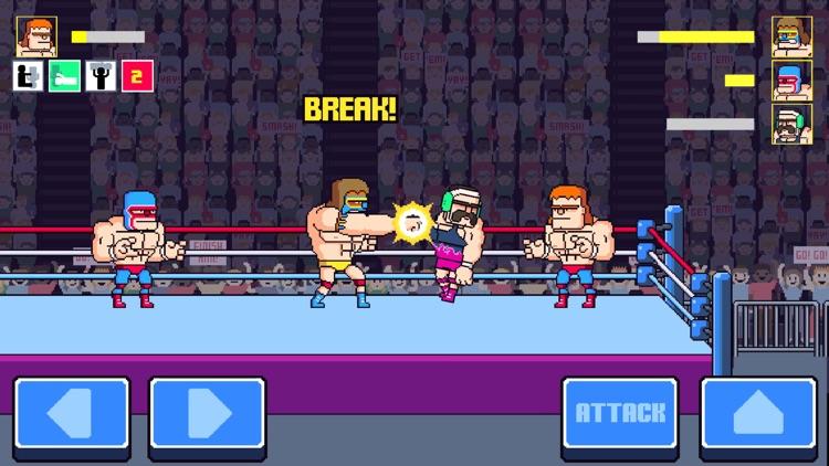 Rowdy City Wrestling screenshot-6