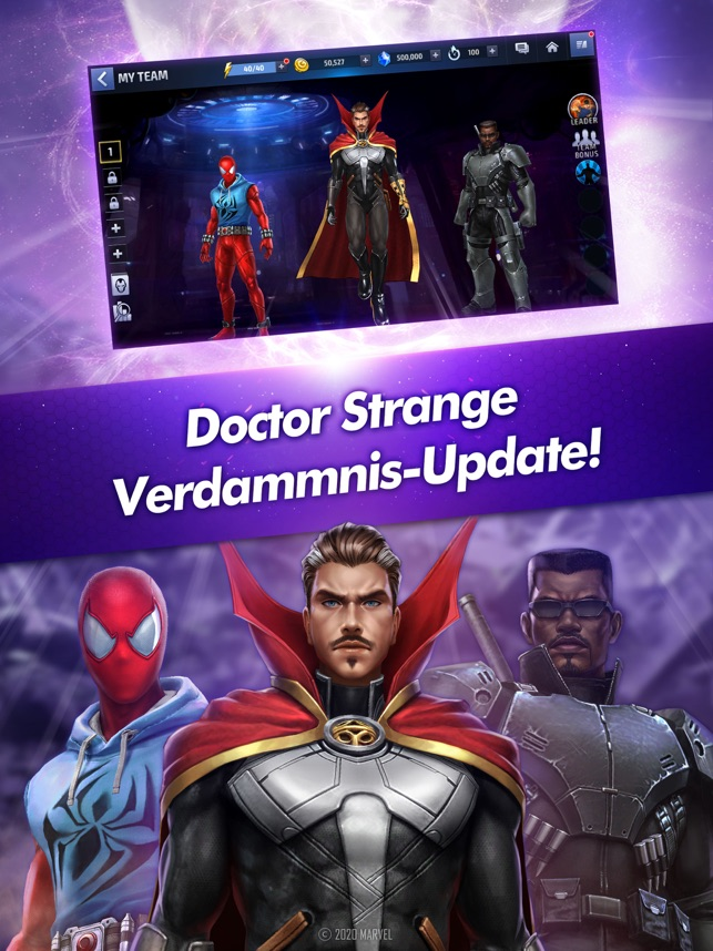 ‎MARVEL Future Fight Screenshot