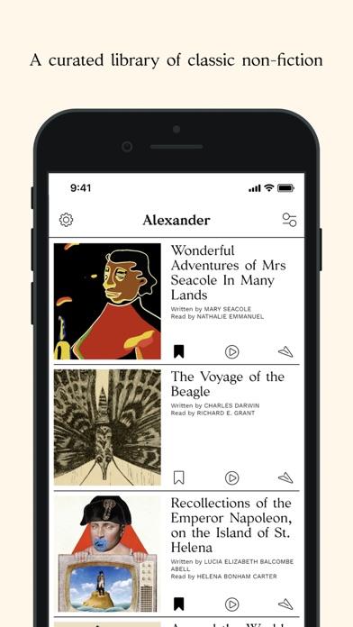 messages.download Alexander software