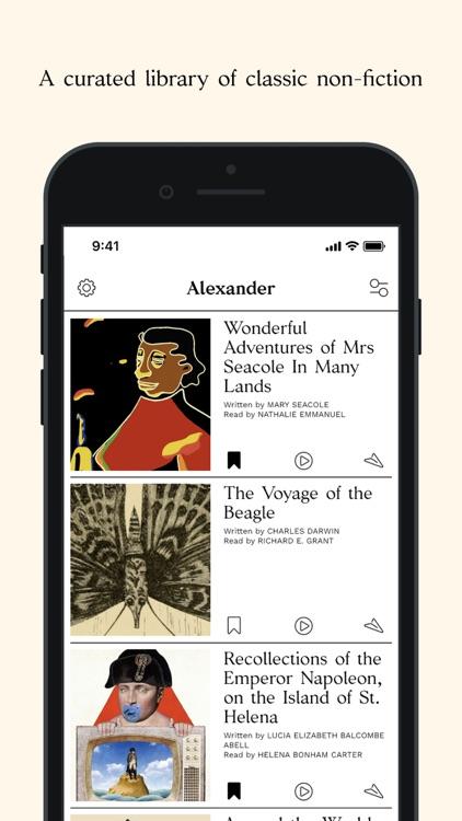 Alexander screenshot-4
