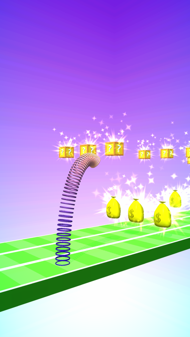 Spring Sprint 3D screenshot 4