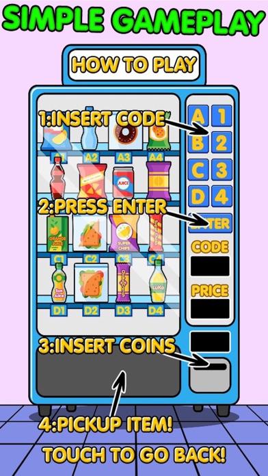 Wonder Vending Machine screenshot 5