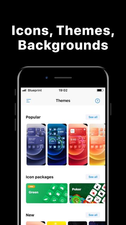 iCons - Icon Changer App + screenshot-3