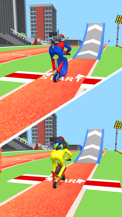 Bike Hop: Crazy BMX Jump 3D for windows pc
