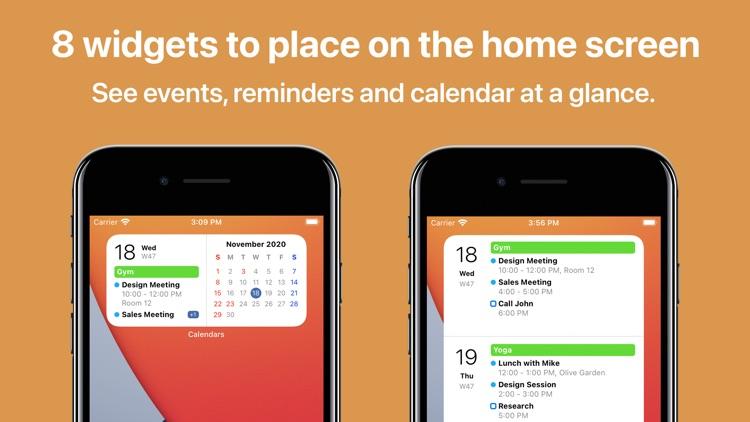 FirstSeed Calendar