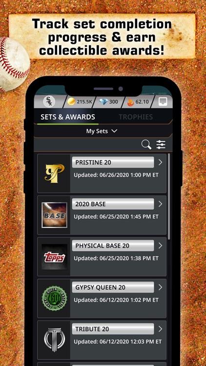 Topps® BUNT® MLB Card Trader screenshot-8