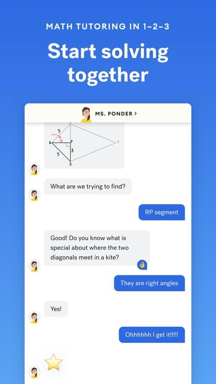 Yup — Math Tutoring App screenshot-5