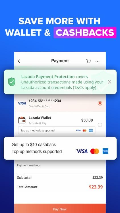 Lazada - Online Shopping App screenshot-5
