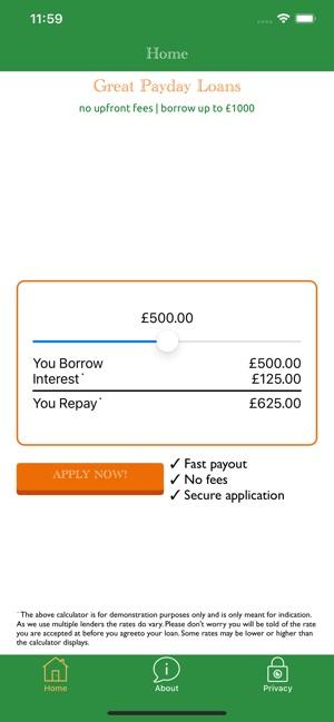 3 few weeks salaryday lending options