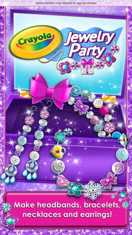 Crayola Jewelry Party screenshot-0