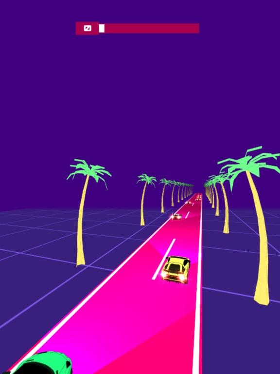 Night Rider 3Dのおすすめ画像1