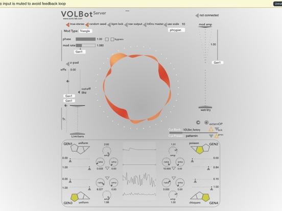 VOLBot screenshot 1