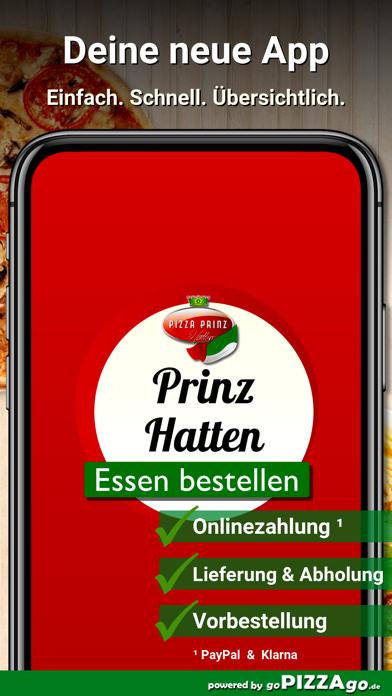 Pizza Prinz Hatten Sandkrug screenshot 1