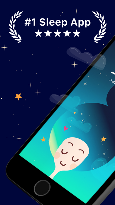 Sleep With Me: Fall Asleep AppScreenshot of 2
