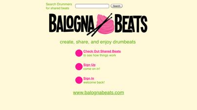 Balogna Beats Screenshot
