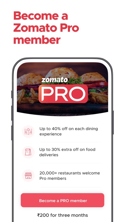 Zomato - Food Delivery, Dining screenshot-5