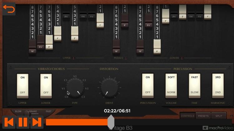 Vintage B3Organ Course for LPX screenshot-4
