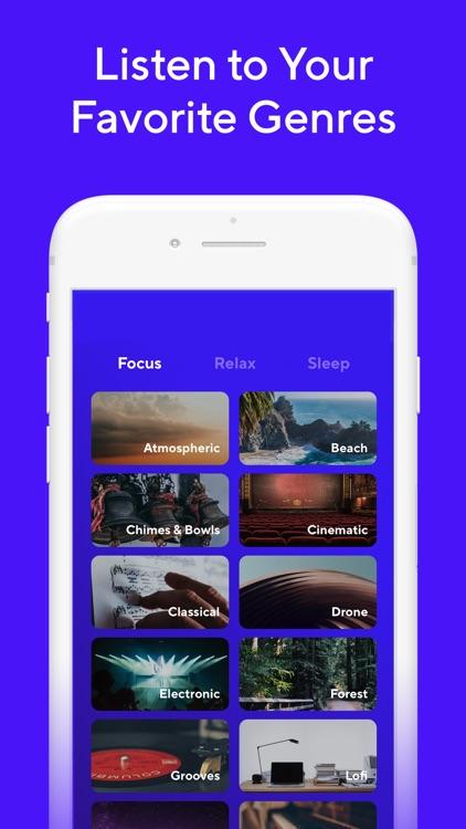 Brain.fm - Focus Music screenshot-3