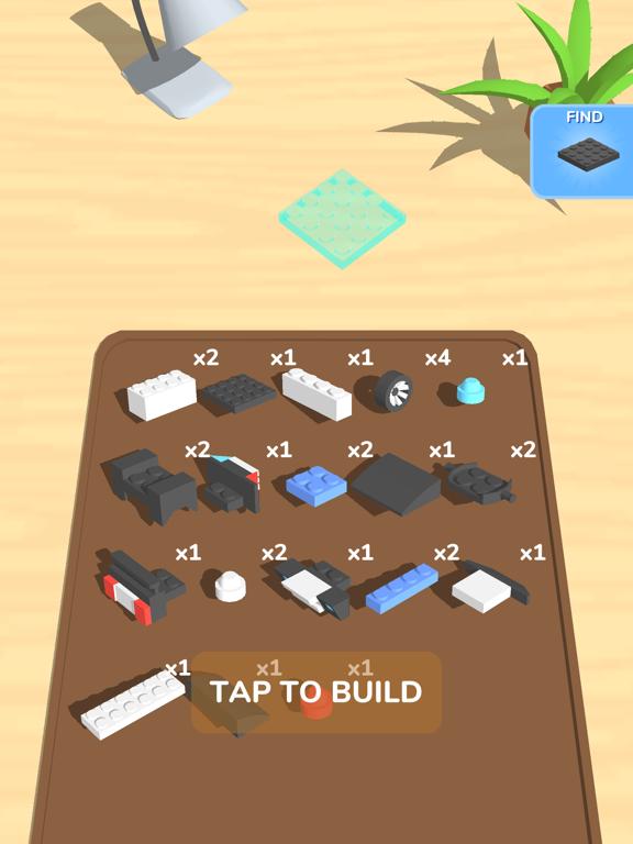 Construction Set - Toys Puzzleのおすすめ画像1