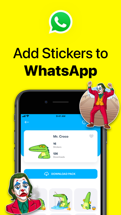 StickerHub - Sticker Makerのおすすめ画像5